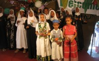TİKA Etyopya'da 1140 Öğrencinin  Yüzünü Güldürdü