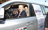 Türkiye'den Libya Polis Teşkilatına Destek