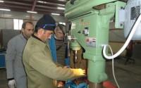 Tacikistan'ın Mesleki Eğitim Altyapısı TİKA'nın Desteğiyle Uluslararası Standartlara Kavuşuyor