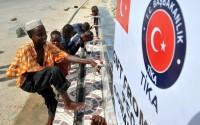 Somali'de Çeşmelerden 'Hayat' Akıyor