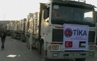 Türkiye'den Gazze'ye 46 Ton İlaç ve Tıbbi Malzeme Yardımı