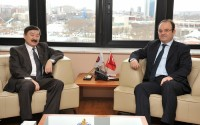 Türksoy'dan TİKA'ya Ziyaret