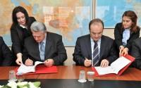 TİKA ile Makedonya Cumhuriyeti Bilimler ve Sanatlar Akademisi Arasında Mutabakat Zaptı İmzalandı