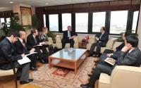 Oecd Kalkınma Yardımları Komitesi (Dac) Başkanı Brıan Atwood'dan TİKA'ya Ziyaret