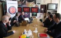 TİKA'dan Makedonya Cumhuriyeti Milli Kurum Türk Tiyatrosu'na Donanım Desteği