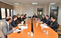 Birleşmiş Milletler Kalkınma Programı (Undp) Orta Asya Ülkeleri Temsilcilerinden TİKA'ya Ziyaret