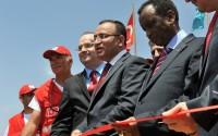 20 Yıl Sonra Somali'ye Uluslararası Uçuş Yapıldı