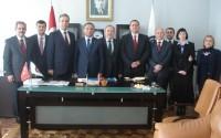Başbakan Yardımcısı Bekir Bozdağ, TİKA Bakü Program Koordinasyon Ofisini Ziyaret Etti