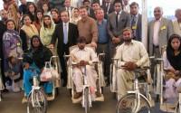 TİKA'dan Pakistan'a İki Proje
