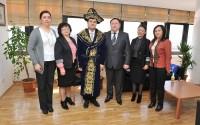 TİKA Doğu Kazakistan'da Engelleri Eğitimle Aşıyor