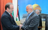 TİKA Başkanı Serdar Çam Gazze'ye Çalışma Ziyareti Gerçekleştirdi