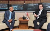 Yemen Sağlık Bakanından TİKA'ya Ziyaret