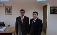 Kazak Hakim ve Savcılara Eğitim