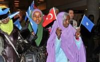 Somalili Çocukların Hayalleri Gerçekleşsin Diye