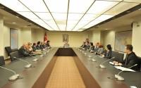 Kosova Yargı Enstitüsü'nün Çalışma Ziyareti
