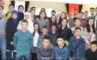 Uluslararası Engelsiz Çocuk Bayramı Projesi Kapsamında Türkiye'ye Gelen Çocuklar Dünyaya Dostluk Mesajları Veriyor