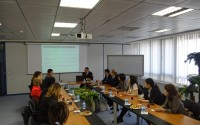 Kazakistan Milli Bankası Uzmanlarına Eğitim