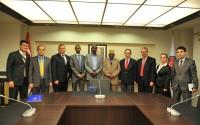 Somali Emniyet Genel Müdürü'nden TİKA'ya Ziyaret