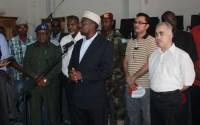 Somali Anayasa Binası Kurucular Kurulu Toplantısına Hazırlanıyor