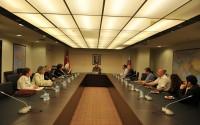 Makedonya Kültür Bakanlığı Yetkilileri Ülkemize İnceleme Ziyareti Gerçekleştirdi