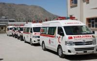 Afganistan'da Kırsaldan Kente Sağlık Projeleri
