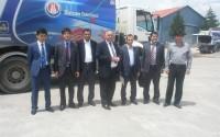 Özbek Uzmanlar Katı Atık Yönetimi İçin Türkiye'de Saha Çalışması Yaptı