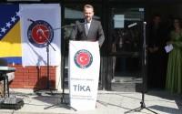 Bosna-Hersek Cumhurbaşkanı Bakir İzzetbegoviç'ten Arıcılık Projesine Büyük İlgi