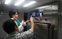 Arnavutluk'a Hasta Güveliğini Sağlayan Sterilizasyon Odası