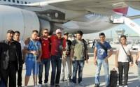 Tunuslu Yaralılar Türkiye'de