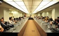 Tunuslu Gençlerden TİKA'ya Ziyaret