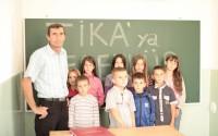 Orta Asya ve Balkanlar'da Okullar TİKA'yla Açıldı