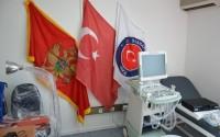 TİKA'dan  Karadağ'a Sağlık Hizmeti