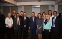 """TİKA'dan, 5 Balkan Ülkesinin İçişleri Bakanını Biraraya Getiren """"Balkanlarda Güvenlik, Teknoloji ve Eğitim"""" Konferansına Destek"""