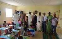 Senegalli Çocuklara TİKA'dan Anaokulu