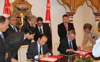 Türkiye-Tunus Teknik İşbirliği ve Kalkınma Anlaşması İmzalandı