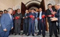 Dışişleri Bakanı Ahmet Davutoğlu Yemen'de TİKA Ofisini Açtı