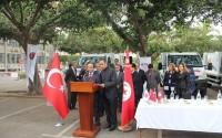 Tunus'ta Yerel Yönetimlere TİKA Desteği