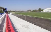 Gökoğuz Yeri Çadır Lunga Stadyumu TİKA Tarafından Yenilendi