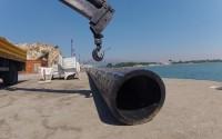Karadağ'ın Turizm Şehri Ulçin'de Deniz Artık Daha Temiz