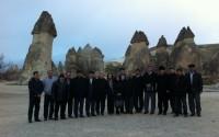 Türkiye-Özbekistan Arasında Turizm Alanında Bilgi ve Tecrübe Paylaşımı Hızlandı