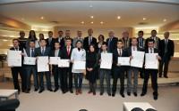 Eğitimlerini Tamalayan Özbek Doktorlar Sertifikalarını Aldı