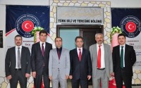 Sana University Department Of Turkish Language And Translation's Classrooms Were Renovated
