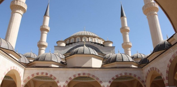TİKA's Mosque Restoration Projects