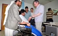 Yemenli Hastaların Tedavilerine Devam Ediliyor