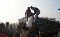 TİKA'dan Bangladeş'teki Arakanlı Mültecilere Gıda Yardımı