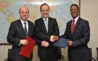 TİKA, Etyopya Kalkınma Bankası ve Türkiye Kalkınma Bankası Arasında Teknik İşbirliği Mutabakat Zaptı İmzalandı