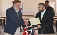 TİKA'dan Afganistan'daki İdari ve Sivil Altyapılara Destek