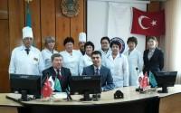 TİKA'dan Kazakistan'a Sağlık Desteği
