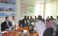 TİKA ile Etyopya Arasında Demiryolu İşbirliği
