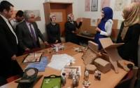 Üsküp Türk El Sanatları Kursları Başladı